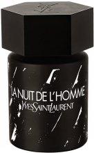 Парфюми, Парфюмерия, козметика Yves Saint Laurent La Nuit de L'Homme Collector Edition - Тоалетна вода