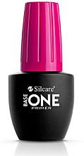 Парфюмерия и Козметика Безкиселинна основа за нокти - Silcare Primer Base One