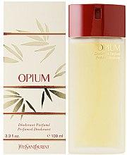 Парфюми, Парфюмерия, козметика Парфюмен дезодорант - Yves Saint Laurent Opium