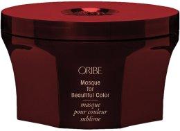 Парфюмерия и Козметика Маска за боядисана коса - Oribe Masque for Beautiful Color