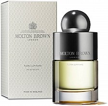 Парфюмерия и Козметика Molton Brown Flora Luminare - Тоалетна вода