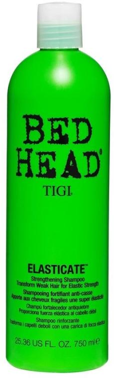 Укрепващ шампоан за слаба коса - Tigi Bed Head Elasticate Strengthening Shampoo