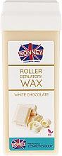 """Парфюмерия и Козметика Кола маска """"Бял шоколад"""" - Ronney Wax Cartridge White Chocolate"""