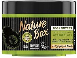 Парфюми, Парфюмерия, козметика Масло за тяло - Nature Box Avocado Oil Body Butter