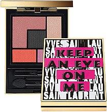Парфюми, Парфюмерия, козметика Лимитирана палитра сенки за очи - Yves Saint Laurent Couture Palette Collector Eyeshadow Spring Look 2017