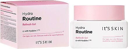 Овлажняващ гел за лице - It's Skin Hydra Routine Refresh Gel — снимка N1