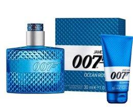 Парфюми, Парфюмерия, козметика James Bond 007 Ocean Royale - Комплект (тоал. вода/30ml + душ гел/50ml)