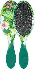 Парфюмерия и Козметика Четка за коса - Wet Brush Pro Detangler Neon Floral Tropics