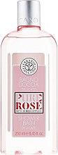 Парфюми, Парфюмерия, козметика Гел-пяна за душ и вана - Erbario Toscano Pure Rose Shower Bath Delicate