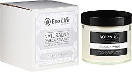"""Парфюмерия и Козметика Ароматна свещ """"Греено вино"""" - Eco Life Candles"""