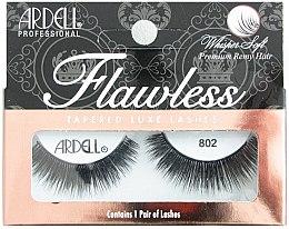Парфюмерия и Козметика Изкуствени мигли - Ardell Flawless Lashes 802