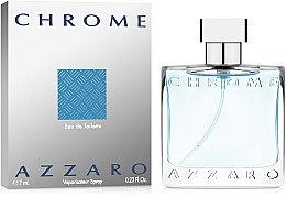 Парфюмерия и Козметика Azzaro Chrome - Тоалетна вода ( мини )