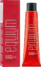 Парфюмерия и Козметика Професионална боя за коса - Kosswell Professional Equium