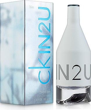 Calvin Klein CK IN2U Him - Тоалетна вода — снимка N3