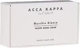 Комплект - Acca Kappa (парф. вода/30ml + лосион за тяло/100ml + сапун50g + четка за коса) — снимка N3