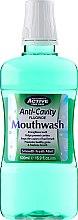 Парфюмерия и Козметика Вода за уста - Beauty Formulas Active Oral Care Anti-Cavity Mouthwash