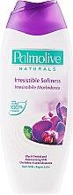 """Парфюмерия и Козметика Мляко за вана """"Черна орхидея"""" - Palmolive Naturals Irrestible Softness Bath Milk"""