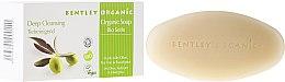 Парфюмерия и Козметика Дълбоко почистващ сапун - Bentley Organic Body Care Deep Cleansing Soap Bar