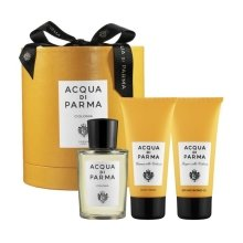 Парфюмерия и Козметика Acqua di Parma Colonia - Комплект (edc 100ml + s/g 75ml + b/c 75ml)