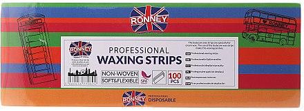 Ленти за кола маска 7х20 см - Ronney Waxing Strips — снимка N2