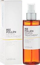 Парфюмерия и Козметика Обновяващ тоник за лице - Missha Bee Pollen Renew Treatment