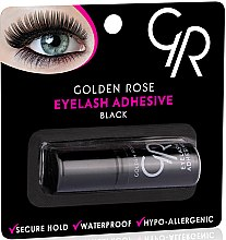 Парфюми, Парфюмерия, козметика Лепило за изкуствени мигли - Golden Rose Eyelash Ahhesive