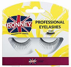 Парфюми, Парфюмерия, козметика Изкуствени мигли - Ronney Professional Eyelashes RL00024