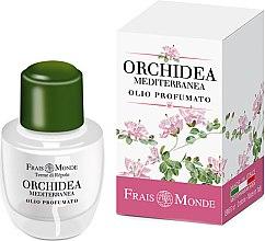 "Парфюмерия и Козметика Парфюмно масло ""Средиземноморска орхидея"" - Frais Monde Orchidea Mediterranea Perfumed Oil"