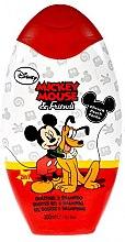 Парфюми, Парфюмерия, козметика Гел-шампоан за коса - Disney Mickey Mouse & Friends