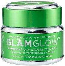 Парфюмерия и Козметика Почистваща маска за лице с двойно действие - Glamglow Powermud Dualcleanse Treatment