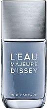 Парфюмерия и Козметика Issey Miyake L'Eau Majeure D'Issey - Тоалетна вода (тестер без капачка)