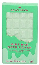 """Парфюми, Парфюмерия, козметика Бомбичка за вана - I Heart Revolution Chocolate Bar Bath Fizzer """"Mint"""""""