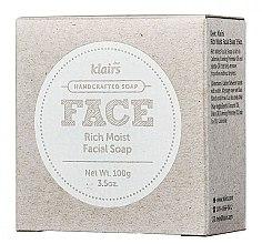 Парфюми, Парфюмерия, козметика Натурален хидратиращ сапун за лице и тяло - Klairs Rich Moist Facial Soap