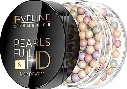 Парфюмерия и Козметика Пудра на перли за лице - Eveline Cosmetics Pearls Full HD 16h CC Face Powder