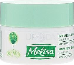 Парфюмерия и Козметика Интензивно хидратиращ крем за лице - Uroda Melisa Face Cream