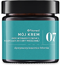Парфюмерия и Козметика Крем за комбинирана кожа на лицето - Fitomed Face Cream №7