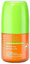Парфюмерия и Козметика Слънцезащитен флуид за лице и тяло - Lancaster Sun Sport Roll-On Fluid SPF30