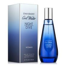 Парфюми, Парфюмерия, козметика Davidoff Cool Water Night Dive Woman - Тоалетна вода