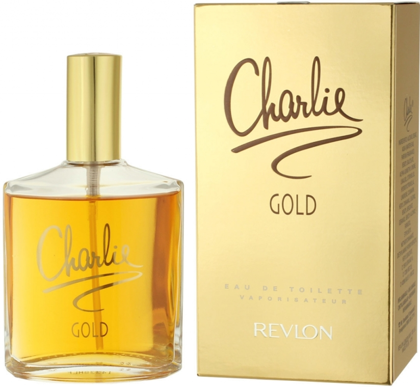 Revlon Charlie Gold - Тоалетна вода