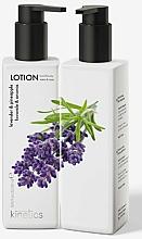 Парфюмерия и Козметика Подхранващ лосион за ръце и тяло с лавандула и ананас - Kinetics Lavender & Pineapple Lotion