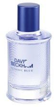 Парфюмерия и Козметика David Beckham Classic Blue - Тоалетна вода (тестер без капачка)