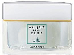 Парфюмерия и Козметика Acqua Dell Elba Essenza Men - Крем за тяло с хиалуронова киселина
