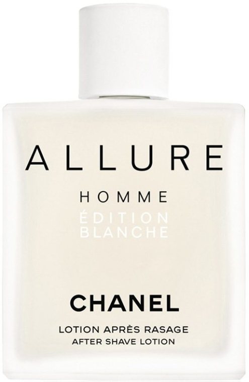 Chanel Allure Homme Edition Blanche - Лосион след бръснене — снимка N1