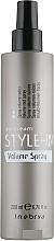 Парфюмерия и Козметика Спрей за обем на тънка и увредена коса - Inebrya Style-In Volume Root Spray