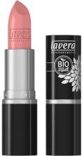 Парфюмерия и Козметика Червило за устни - Lavera Beautiful Colour Intense Lipstick