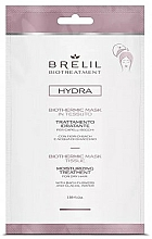 Парфюмерия и Козметика Експрес маска- шапка за суха коса - Brelil Bio Treatment Hydra Mask Tissue