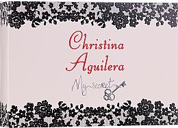 Парфюмерия и Козметика Christina Aguilera - Комплект (edp/10ml + edp/10ml + bag)