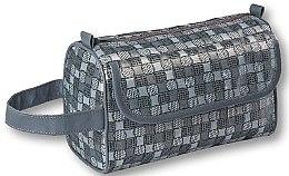 """Парфюми, Парфюмерия, козметика Мъжка козметична чанта """"Blinky"""", 95238, сива - Top Choice"""