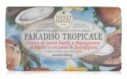 Парфюмерия и Козметика Сапун с екстракт от кокос и жасмин - Nesti Dante Paradiso Tropicale St. Barths Coconut & Frangipane Soap