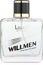 Парфюмерия и Козметика Lazell Willmen - Тоалетна вода